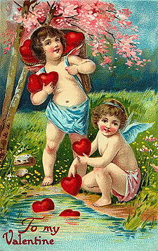 Victorian Valentine, one of my favorites!!!