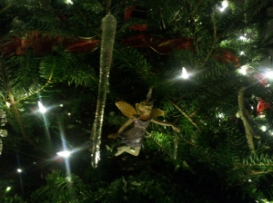 One of my favorite shots from this year's (2012) tree.