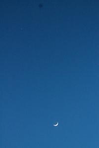 venus moon april 2013