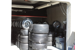 Firestone Tires at Indianaolis
