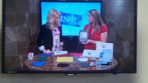My TV appearance 6-13-2013...look for the next one soon!