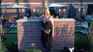 Me on date night 7-13-2013 at Milano Inn in Indianapolis. A wonderful night!