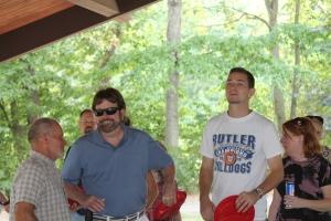 John, Kevin and Josh