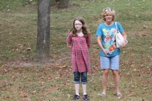 Emersyn and Brenda Kay