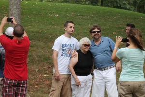 Josh, Roberta, Kevin
