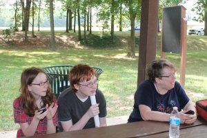 Emersyn, Tanner, Carolyn