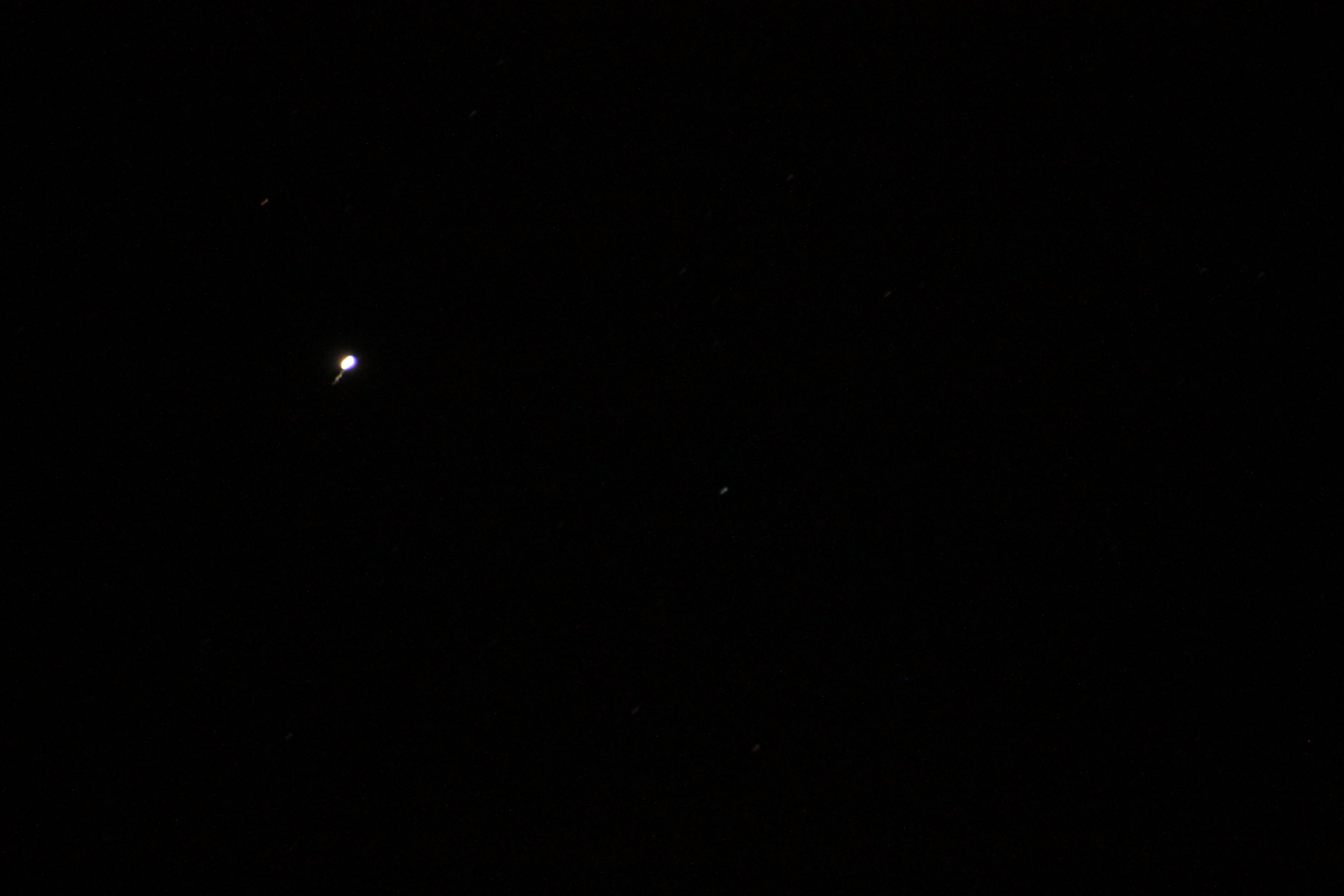 January 2014 Night Sky & February 4, 2014 Imbolic Moon ...
