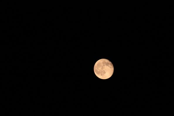 May 2014 full moon